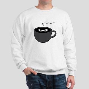Coffee Ninja Sweatshirt