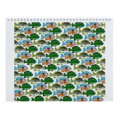 Sunfish Wall Calendar