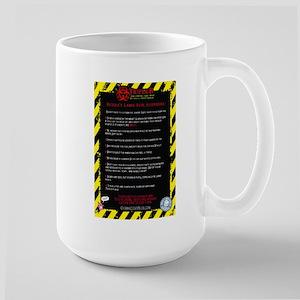 Bubbas Laws Mug