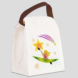 3-starkaykergrtransstrsB Canvas Lunch Bag