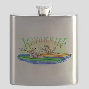3-yakyakB Flask