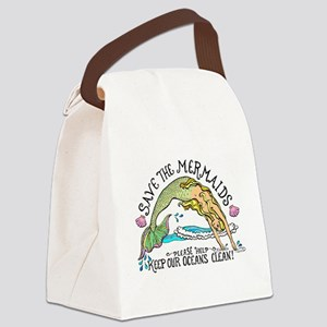 STM200postersize Canvas Lunch Bag