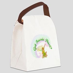 fairydust2 Canvas Lunch Bag