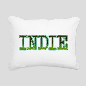 indie3 Rectangular Canvas Pillow