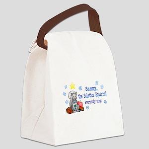 sammy6 Canvas Lunch Bag