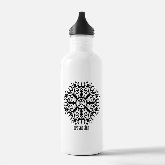 Helm of awe - Aegishjalmur No.1 Water Bottle