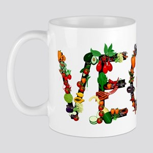 Vegan Vegetable Mug