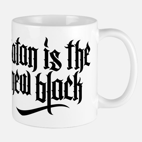 Satan is the new black No.1 Mug