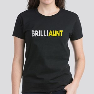 Brilliant Brilliaunt Women's Dark T-Shirt