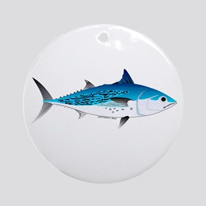 Little Tunny False Albacore Ornament (Round)