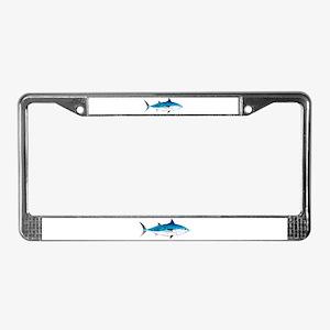 Little Tunny False Albacore License Plate Frame