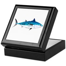 Little Tunny False Albacore Keepsake Box