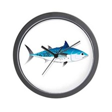 Little Tunny False Albacore Wall Clock