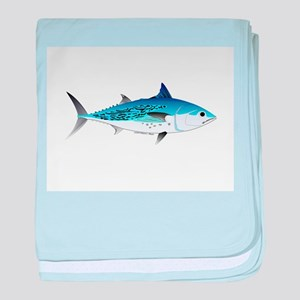 Little Tunny False Albacore baby blanket