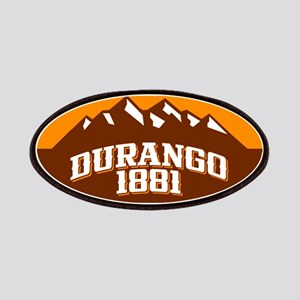 Durango Tangerine Patches