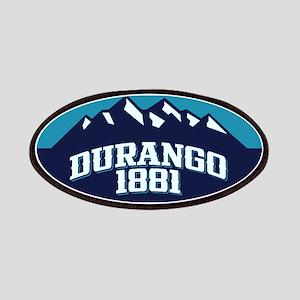 Durango Ice Patches