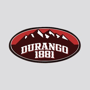 Durango Red Patches