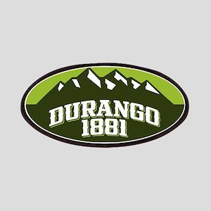 Durango Green Patches