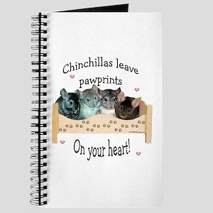 Chin Pawprints Journal