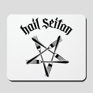 Hail Seitan 1.2 Mousepad