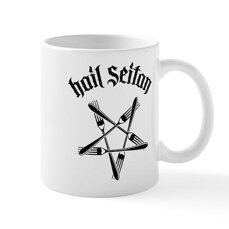 Hail Seitan 1.2 Mug