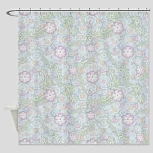 Lace Garden Shower Curtain