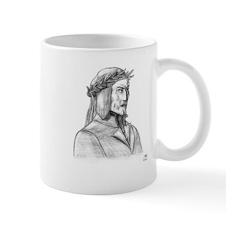 Dante Alighieri Mug