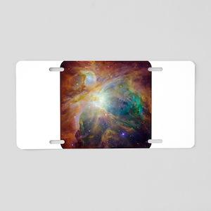 space8 Aluminum License Plate