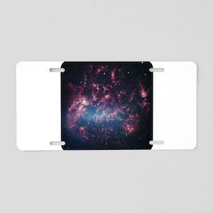 space13 Aluminum License Plate