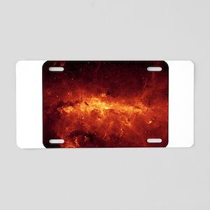 space16 Aluminum License Plate