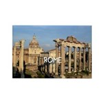 Rome Rectangle Magnet (10 pack)