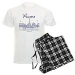 Rome Men's Light Pajamas