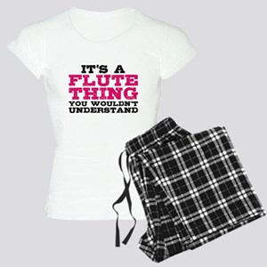 It's a Flute Thing Women's Light Pajamas