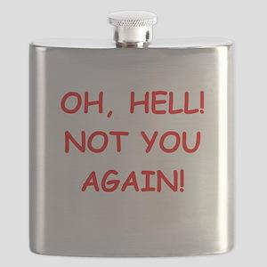 you again Flask