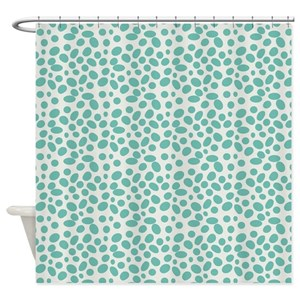 Pebbles Shower Curtains
