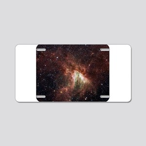 space26 Aluminum License Plate