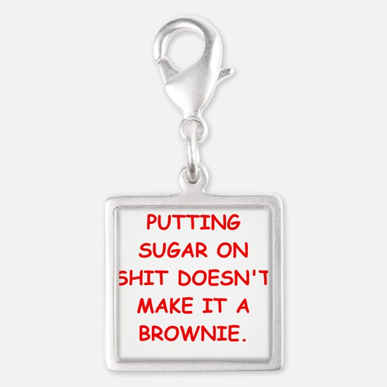 BROWNIES Charms