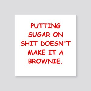 BROWNIES Sticker