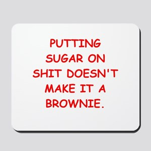 BROWNIES Mousepad