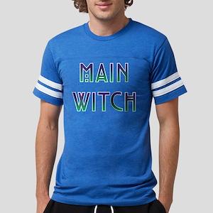 Halloween Main Witch Mens Football Shirt