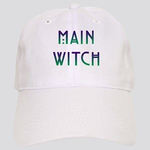 Halloween Main Witch Cap