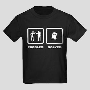 Rest In Peace Kids Dark T-Shirt