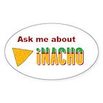 design Sticker (Oval 50 pk)