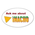 design Sticker (Oval 10 pk)
