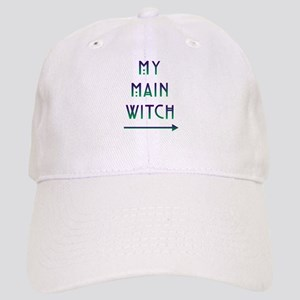 Halloween My Main Witch Cap