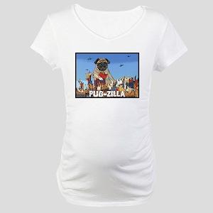 pugzilla Maternity T-Shirt