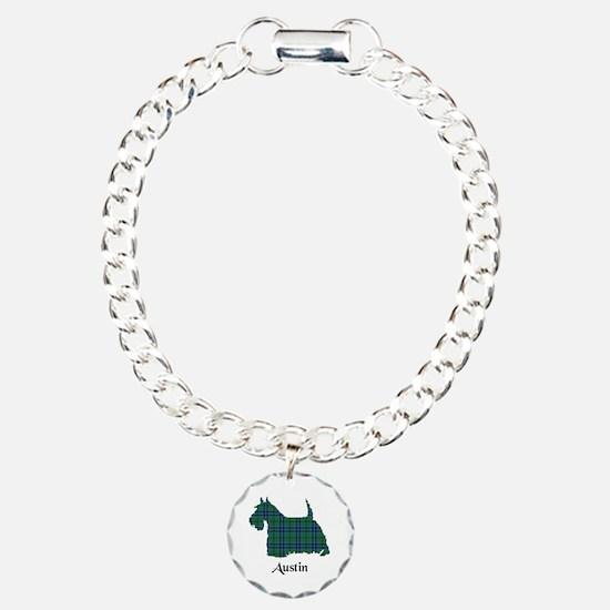 Terrier - Austin Charm Bracelet, One Charm