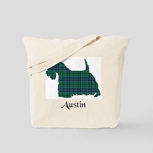 Terrier - Austin Tote Bag