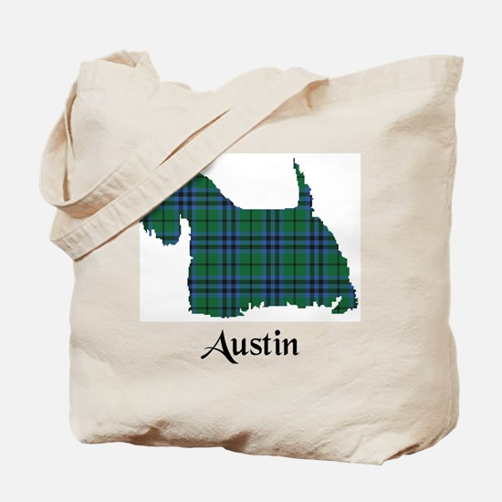 Terrier - Austin Tote Bag
