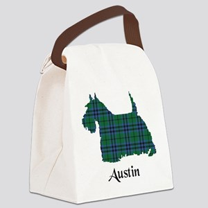 Terrier - Austin Canvas Lunch Bag
